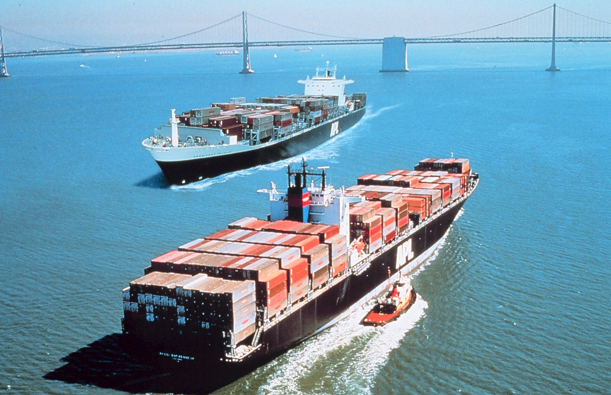 Shipping speeds can vary greatly depending on transportation mode.