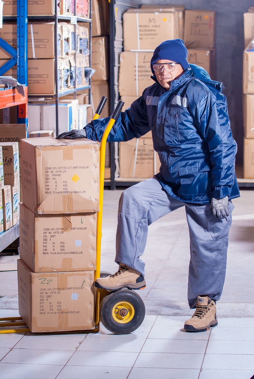 3PL providers can handle the warehousing and packaging of shipments.