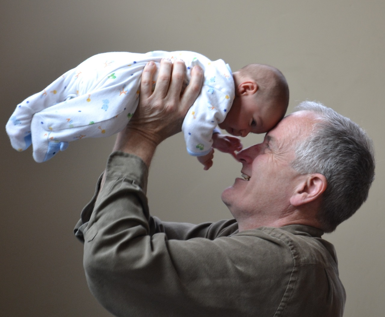 Many Latin American cultures also celebrate grandfathers on Father's Day.