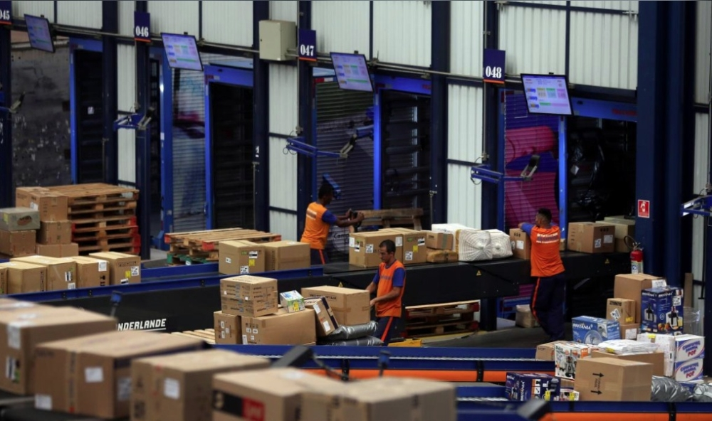 Logistics capabilities continue to improve in countries like Brazil, where this warehouse is located.